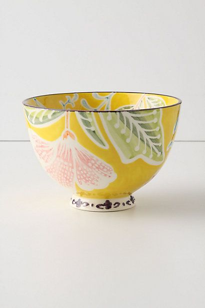 Anthro bowl set - one in each colour?