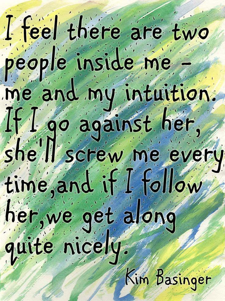 Kim Basinger Quotes. QuotesGram