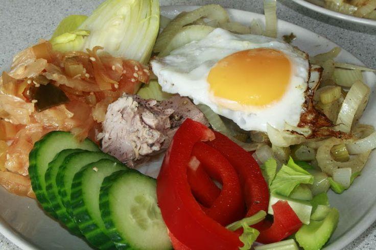 Godt og Sunt: Fennikel og Stekt egg