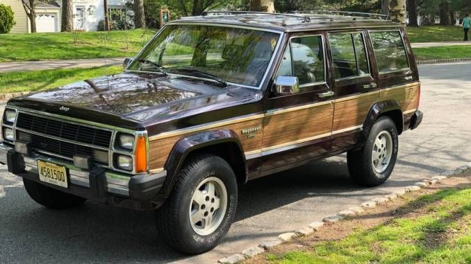 1989 Cherokee Limited In Glen Ridge Nj Cherokee Limited Glen Ridge Jeep Wagoneer