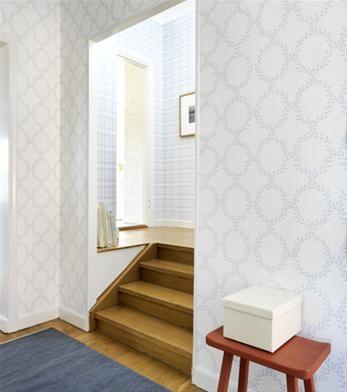 The wallpaper Rut, Sandberg