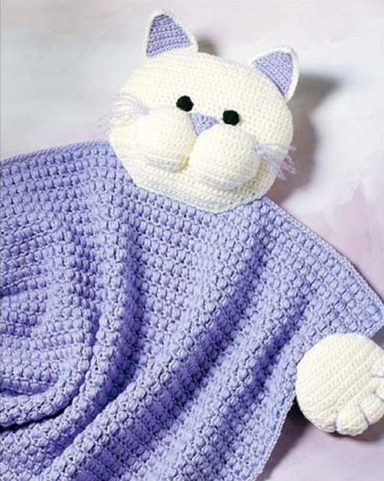 Free Knitting Pattern Baby Snuggle Blanket : 17 Best images about Lovie-snuggle blankets on Pinterest ...