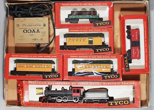 Tyco Petticoat Junction Train Set Antiques Pinterest
