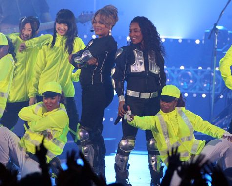 TLC - MTV Video Music Awards in Japan