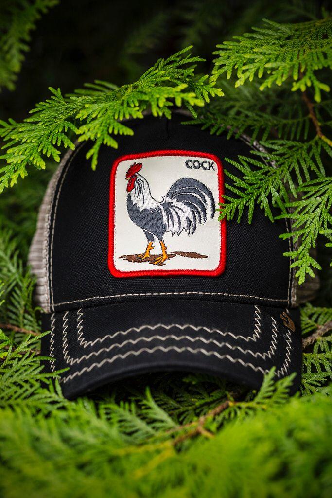 GOORIN BROS CAP COCK