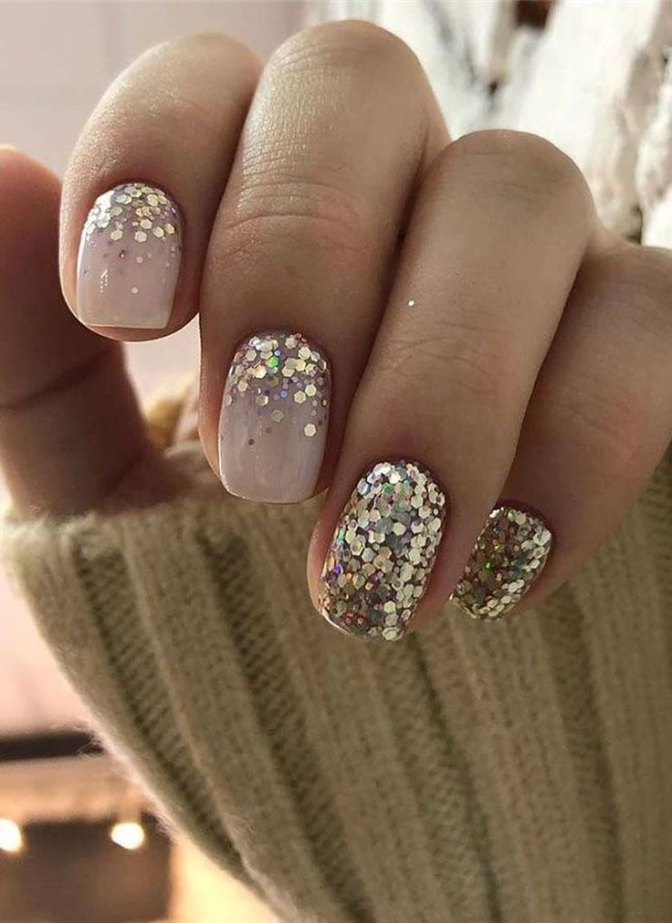 50+ Cute Nail Art Designs for Short Nails 2019 – Nail arts