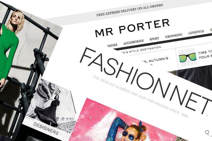 Say Hi to Fashion E-Commerce