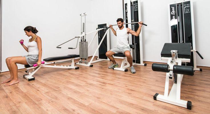 #Gym #Facilities #PortoNaxos