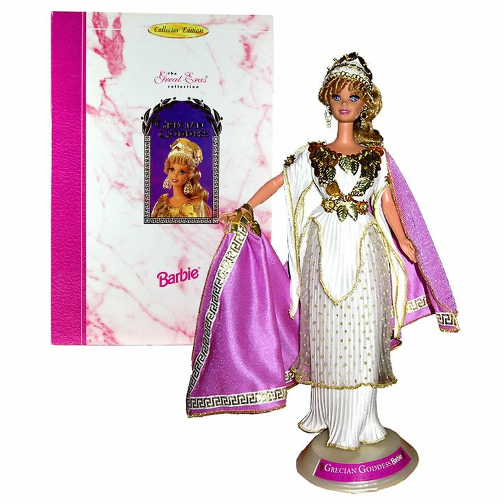 Barbie Great Eras: Grecian Goddess