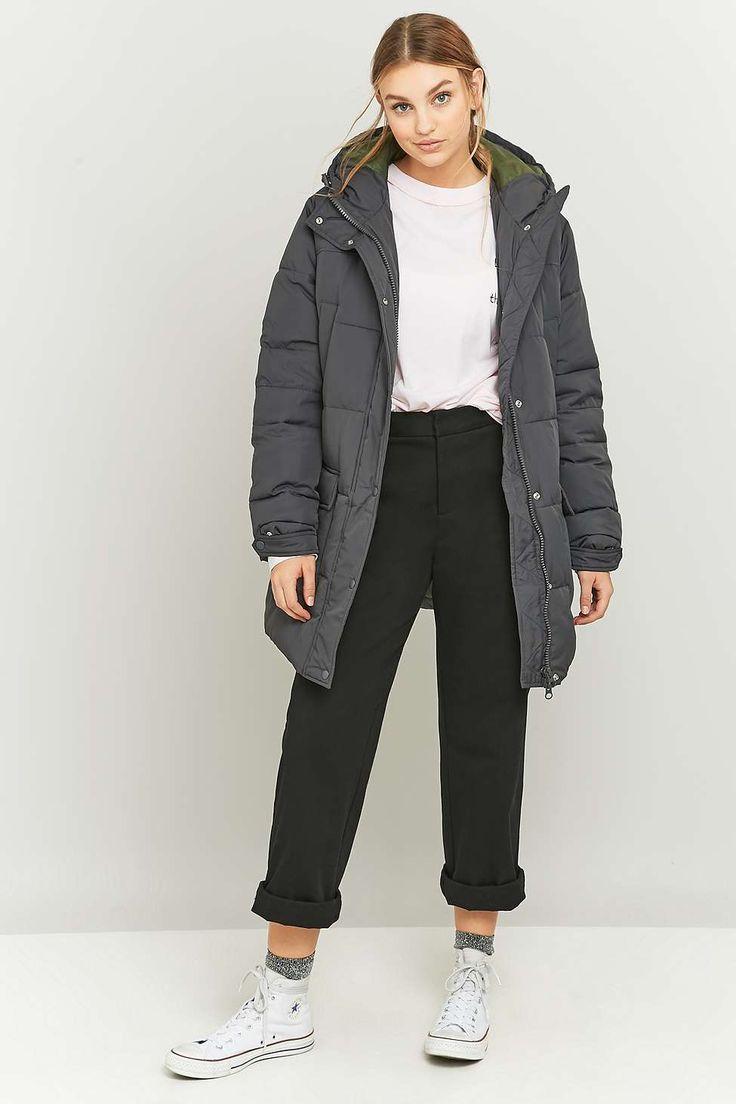 Light Before Dark Oversized Hooded Puffer Jacket