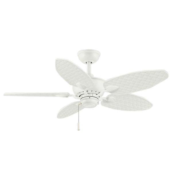 White Ceiling Fan Outdoor Fans, Home Depot Outdoor Fans Without Lights
