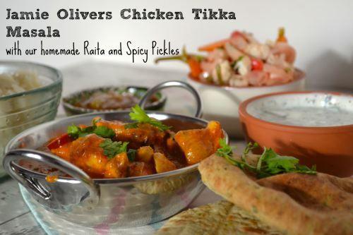 ChickenTikkaMasala - Jamie Oliver