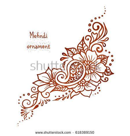 Henna Vorlagen Zum Ausdrucken. Trendy Mandala Zum Ausdrucken ...