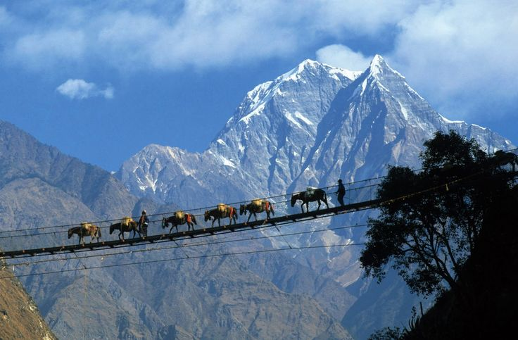 Beautiful Attractions Places In Nepal Asia South Afghanistan P