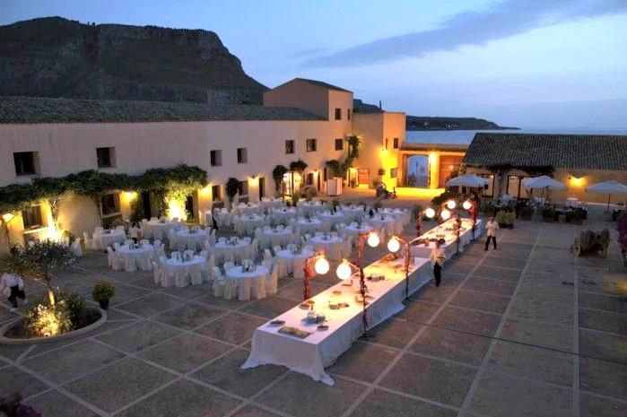 Resort for weddings on the sea http://www.initalywedding.com/home-en