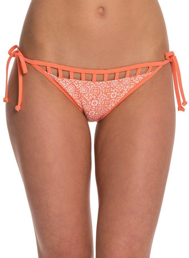 Reef Girls Desert Bloom Tie Side Bikini Bottom 8125351