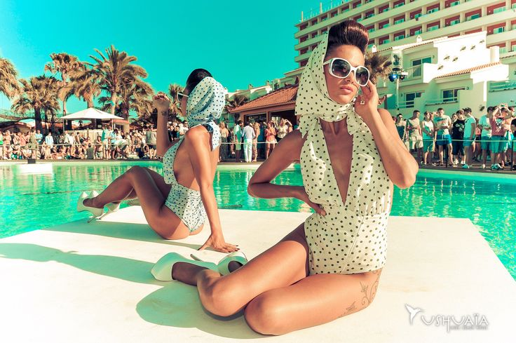 Ushuaia Ibiza Beach Hotel, one of the best parties in the world