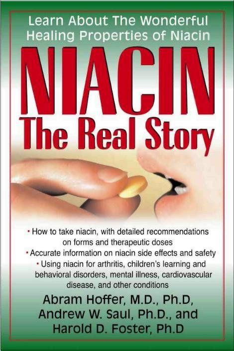 Researchers are studying the use of Niacin for depression