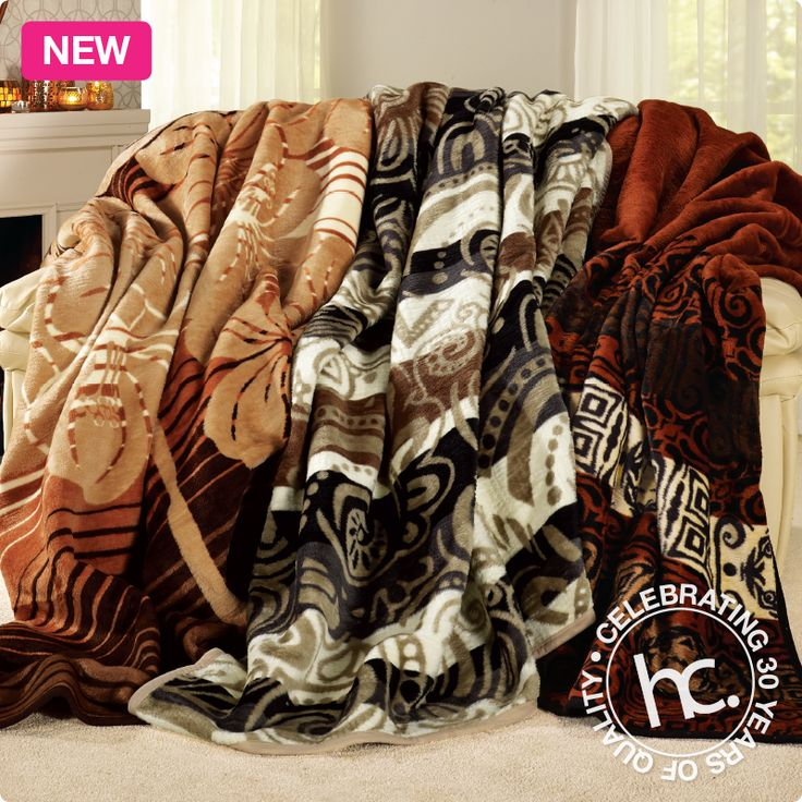 Matana 3-pc blanket combo from R1399 cash or only R137 p/m! Shop now >>http://www.homechoice.co.za/blankets/Matana-blanket-Combo.aspx
