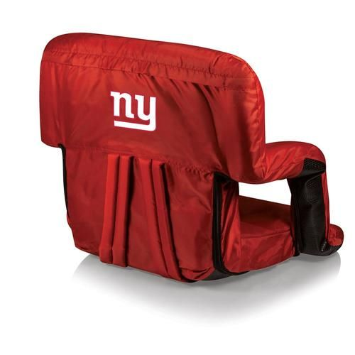New York Giants NY Portable Backpack Beach Chair