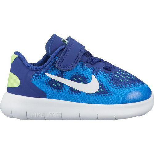 Nike Toddler Boys' Free Run 2 TDV Running Shoes (Deep Royal Blue/White/Soar/Ghost Green, Size 6) - Toddler Shoes at Academy Sports