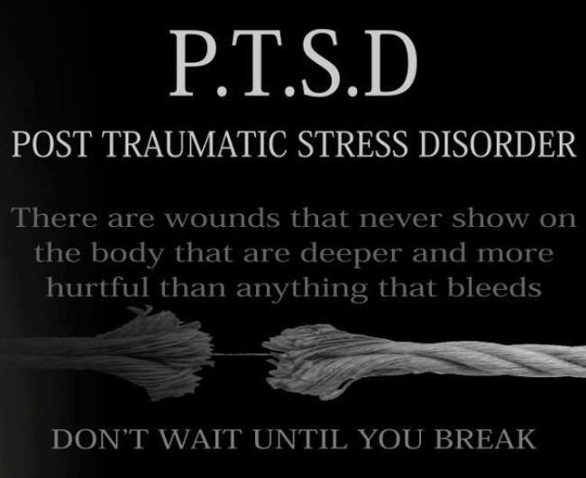 Trying to get into University, suffering from PTSD?