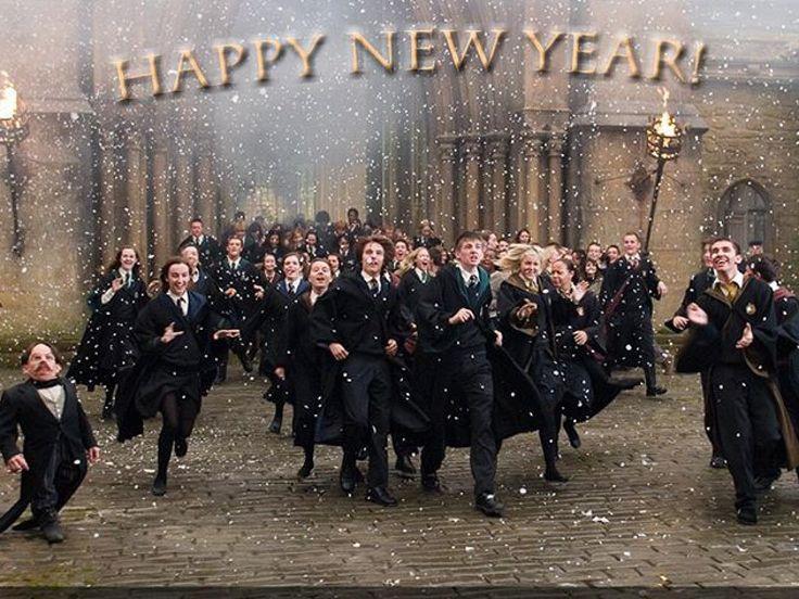 HAPPY NEW YEAR, EVERYONE!!!!