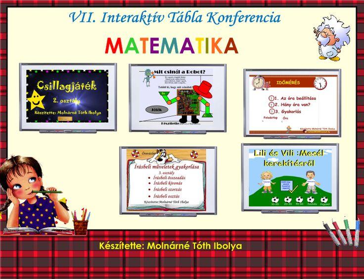 Kerekítés szabályai, írásbeli műveletek, szabályjáték, óra leolvasása, interaktív tananyag