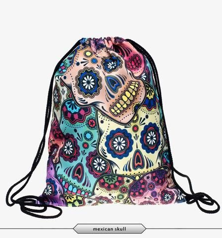 2016 NEW FASHION BACKPACK 3D PRINTING SALE  $9.99  Regular price$18.99   free shipping