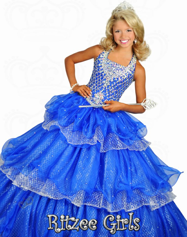 Blush Kids Inc. - Ritzee Girls 6676 | Pageant Dress For Girls , $599.99 (http://www.blushkids.com/ritzee-girls-6676-pageant-dress-for-girls/)