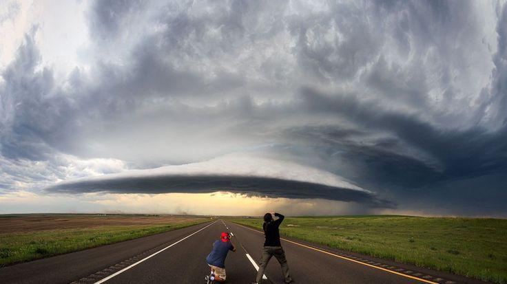 Three tornado chasers were killed Tuesday night, raising new ...