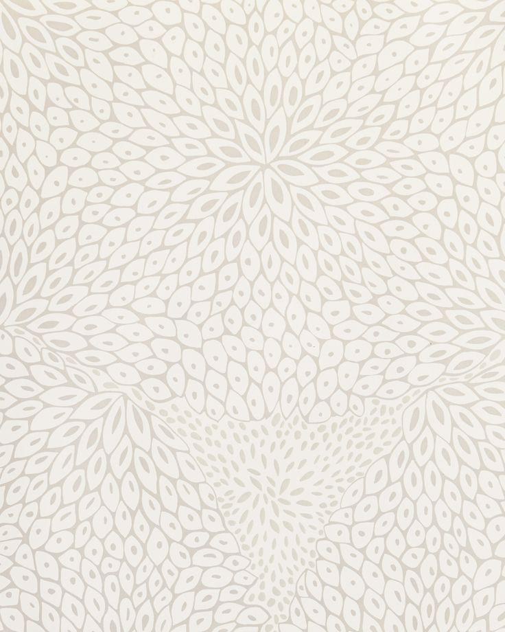 Master Bath WC  Dahlia Wallpaper   Serena   Lily. 128 best Wallpaper images on Pinterest