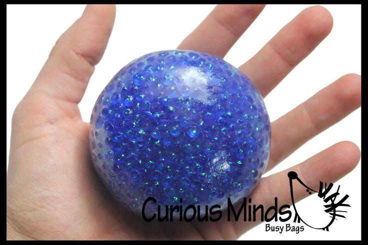 Glitter Sensory Ball - Fidget Toy