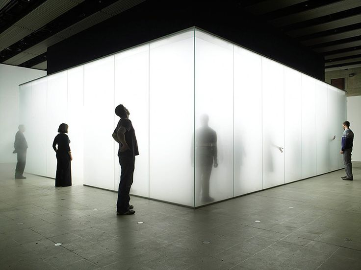 Antony Gormley - Blind Light Carmody Groarke