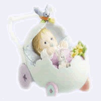 Egg Buggy Fairie - From Series Nine of the My Little Kitchen Fairies collection