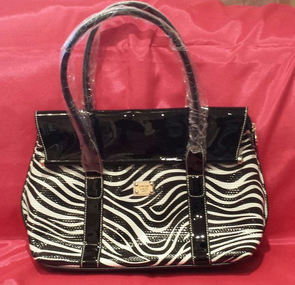 Susen Zebra Tote Bag