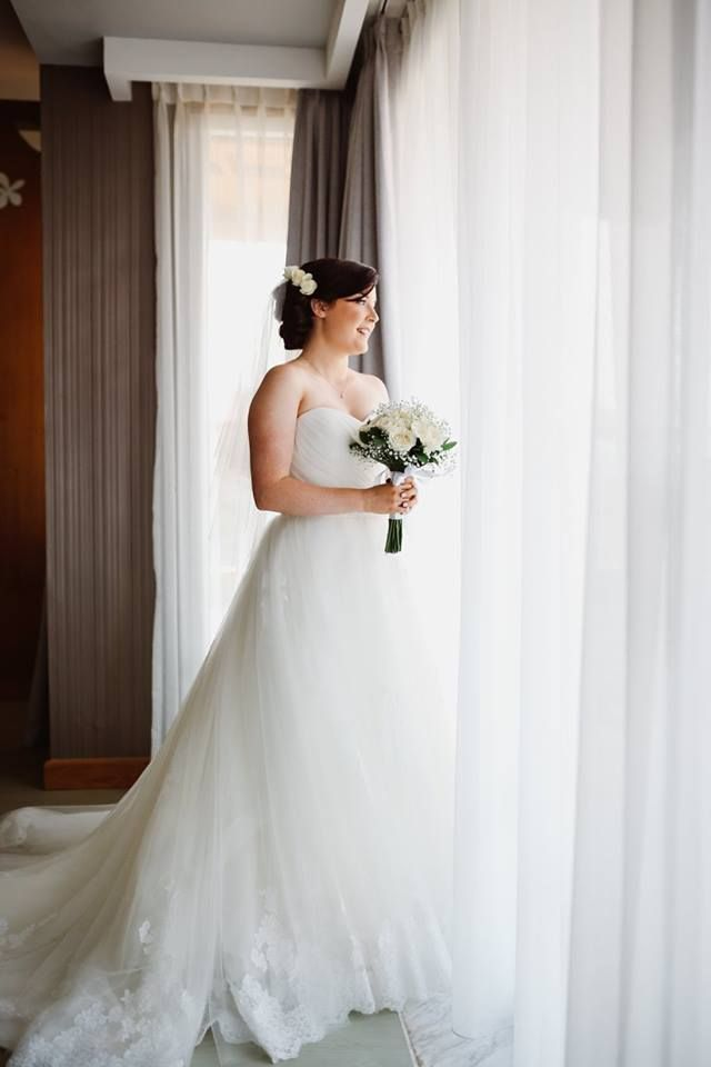 Jasmine + Ricky   Collezione Bridal Couture