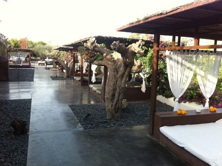 Spa: Hotel Atzaro Agroturismo Ibiza in Ibiza, Islas Baleares