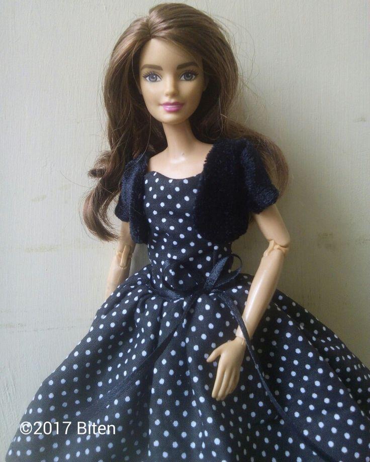 #barbiegown #barbiestyle #bitenproject