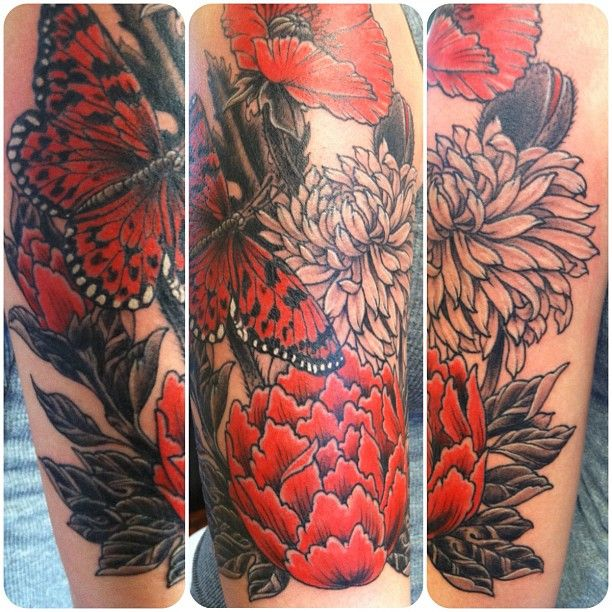 9 best asian tattoos images on pinterest asian tattoos for Revival tattoo and piercing