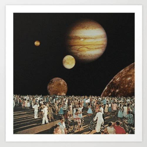 Planetarium | Poster Print for Sale