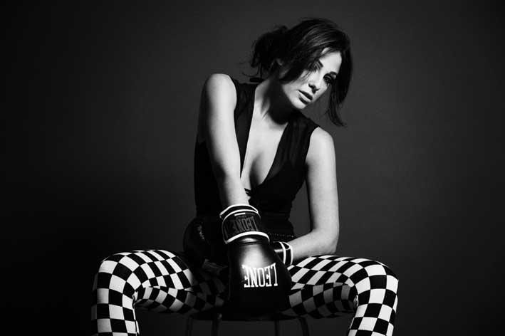 FIRST magazine interview: Ira  Losco on her preparations for the Eurovision Song Contest - The Malta Independent   #eurovision   #iralosco
