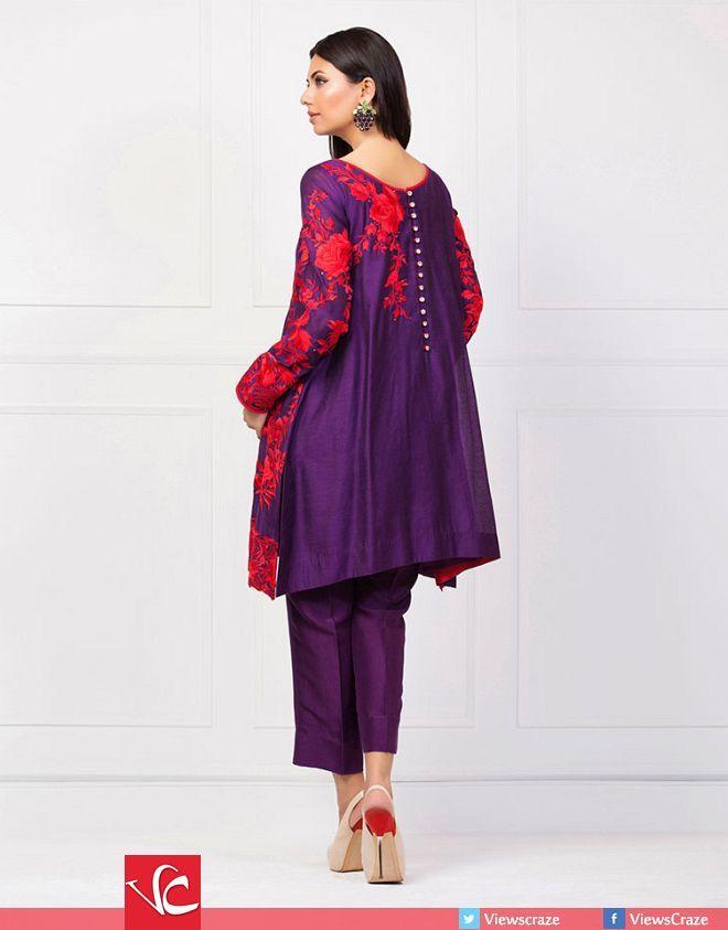 Nomi Ansari's Luxury Pret Collection 2016