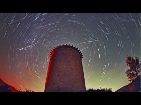 I'm excited for tonight's Lyrid meteor shower! This short video from NASA explains why it should be a great one.