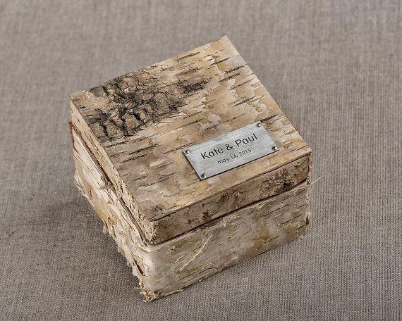 wooden wedding ring box 3