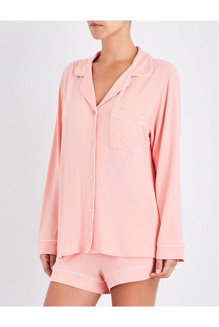 EBERJEY - Gisele jersey pyjama set | Selfridges.com