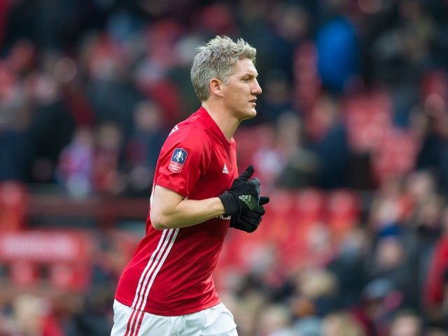 Team News: Bastian Schweinsteiger, Wayne Rooney start for Manchester United in FA Cup