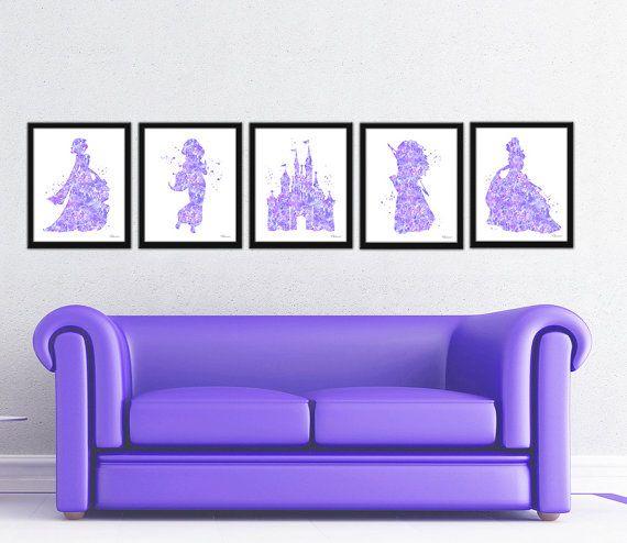 Best 25+ Purple Princess Room Ideas On Pinterest