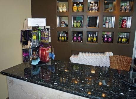 front desk ideas tanning salon ideas pinterest