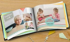 Groupon - Custom Photo Books from Snapfish (Up to 67% Off). Groupon deal price: $6.99